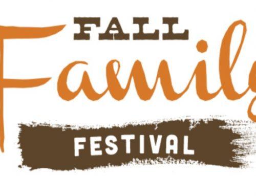 2018 Fall Family Festival